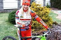 Do kolínského týmu Remerx-Merida zamířila nová posila pro nadcházející sezonu, kterou je Vendula Kuntová.