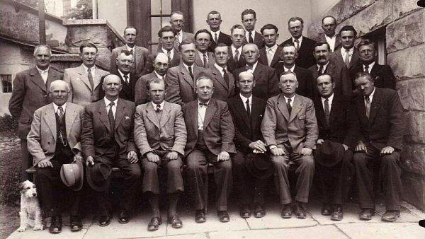 Markvartičtí hospodáři, rok 1947.