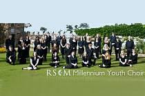 Sbor Millenium Youth Choir.