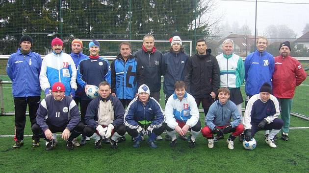 Vítěz fotbalové negeligy FC Rento Jičín.