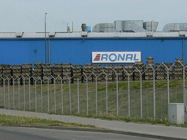 Jičínský provoz společnosti Ronal.