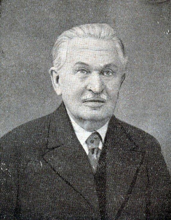 Karel Pařík.
