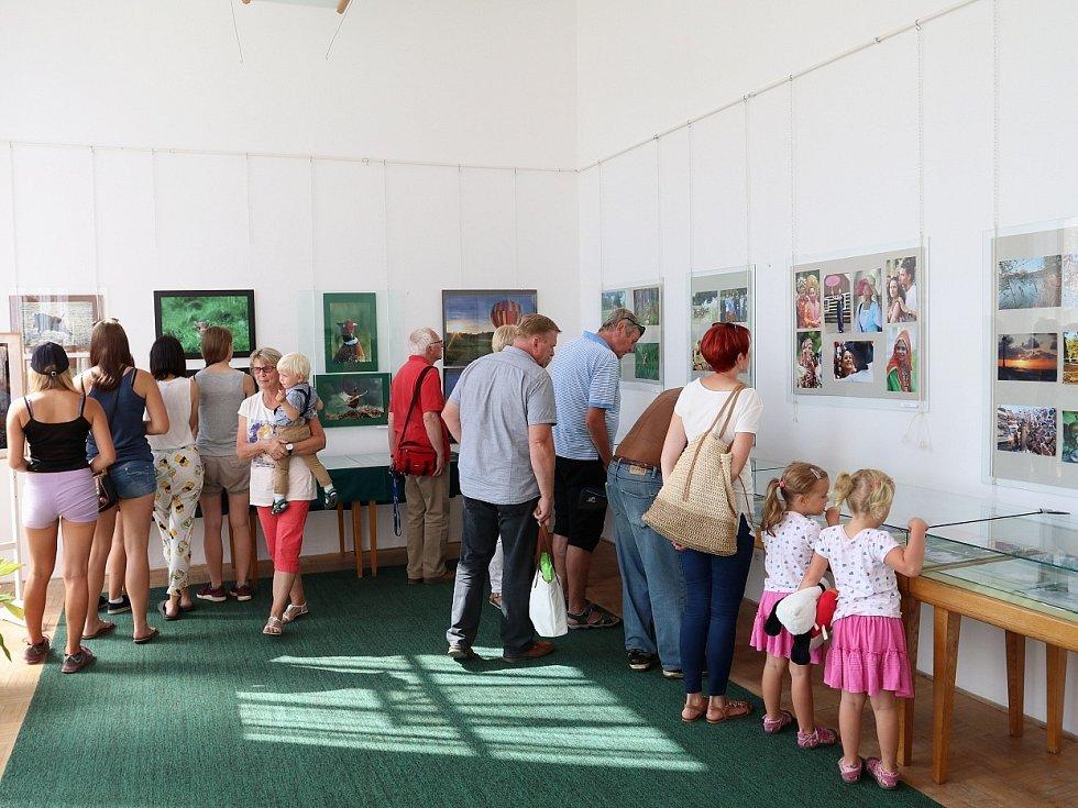 Výstava v bělohradském Památníku K.V.Raise.