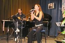 Z libáňského koncertu Yvetty Blanarovičové (+ Marco Pillo).