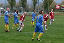 Fotbal Valdice - Lužany.