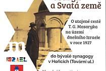 Do bývalé hořické synagogy se budete moci v únoru a březnu vypravit na zajímavou výstavu.