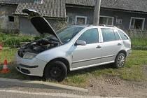 Řidič pod vlivem nejel poprvé. Už na konci dubna ho policisté přistihli za volantem s více než jedním promile alkoholu v krvi.