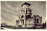 Z historie hořické Masarykovy věže Samostatnosti.