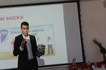 Vyhodnocení soutěže Nejlepší student v Jičíně.