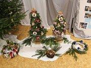 Vánoční trhy v Nové Pace.