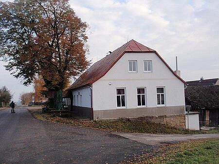 Pohostinství v Přibyslavi.