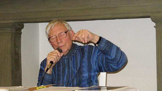 Profesor Vladimír Úlehla.