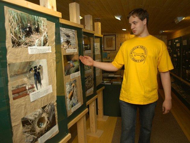Muzeem přírody Český ráj na Prachově vás může provést také Petr Lazurko.