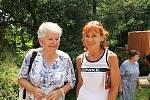 Ze sjezdu rodáků a přátel obce Tužín.