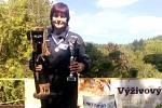 NEJLEPŠÍ! Alena Dragounová z Věznice Valdice na krajském přeboru služebních psů získala 1. místo jako psovod – specialista.