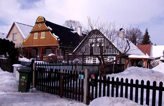 Lomnice nad Popelkou - Karlov.