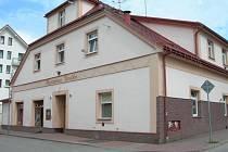 Restaurace Veselka v Jičíně.