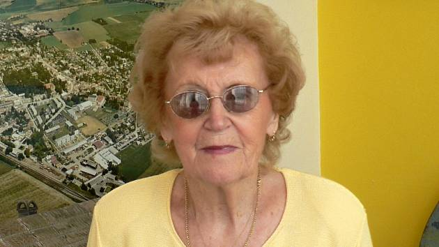 Marie Klůzová.
