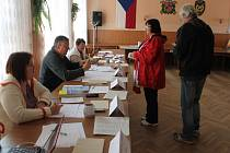 Volby v Nové Pace.