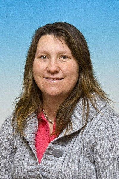 KATEŘINA ROZSYPALOVÁ (FBK Jičín) Kapitánka prvoligového florbalového týmu žen, který úspěšně startoval v baráži o extraligu.