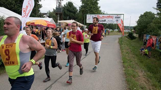 Běžecký závod v Butovsi má už více než dvacetiletou tradici.