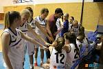 Basketbalistky Jičína se v baráži o extraligu představily ve výborném světle.
