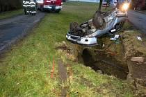 Nehoda volva u Češova.