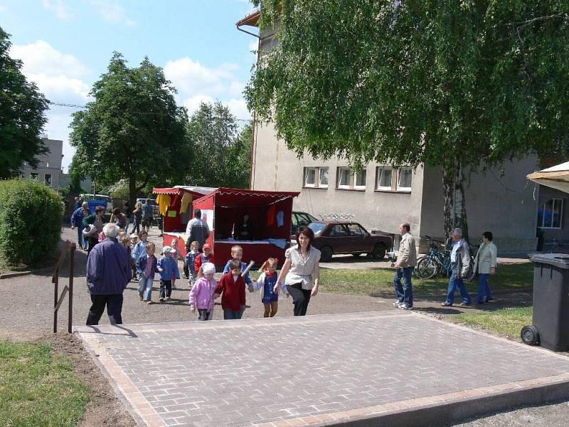 Z 5. sjezdu rodáků a přátel v Ostroměři.