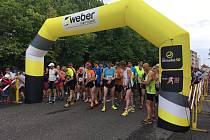 Start Weber City Run