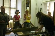 Jak zatraktivnit muzejní expozice návštěvníkům? Na toto téma hledali odpovědi účastníci setkání muzejních pedagogů.