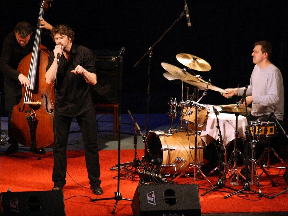 Dan Bárta a Robert Balzar Trio.