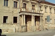 Hirschova vila v hořické Karlově ulici.