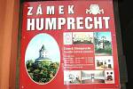 Z návštěvy Humprechtu.