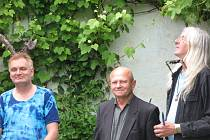 Vernisáž výstavy Na Špejcharu v Bukvici.