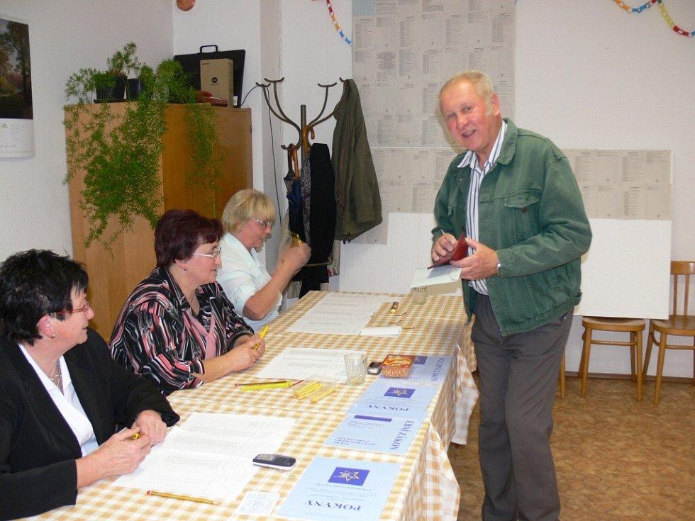 Volby v Jičíně.