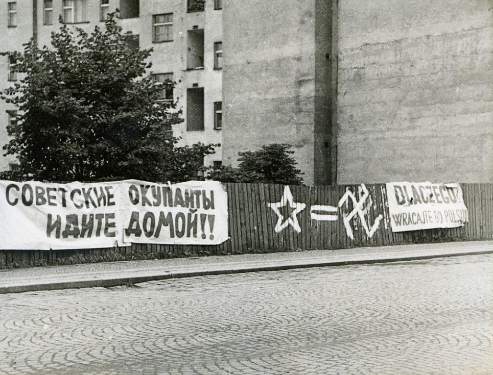 Jičín roku 1968, Ruská ulice.