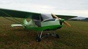 V neděli 5. srpna krátce před osmou hodinou ranní došlo na letišti v obci Vokšice k havárii ultralehkého sportovního letadla typu Twin.