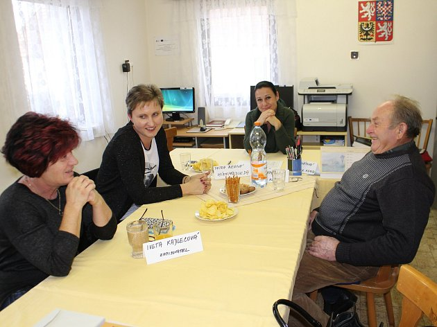 Volby 2017: Jedna znejmenších obcí na Královéhradecku - Petrovičky mají pouze 36voličů.