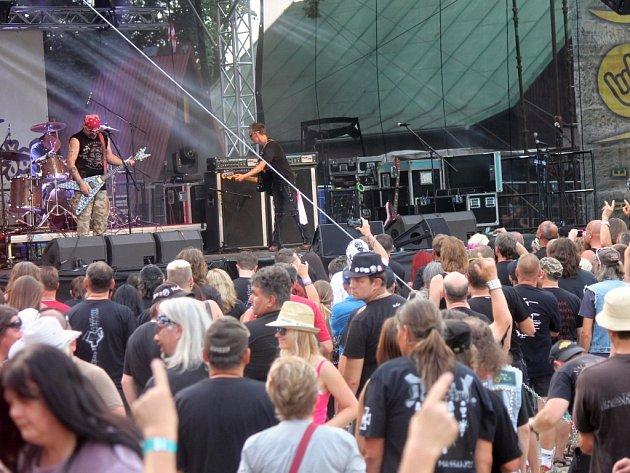 Legends Rock Fest v Hořicích.