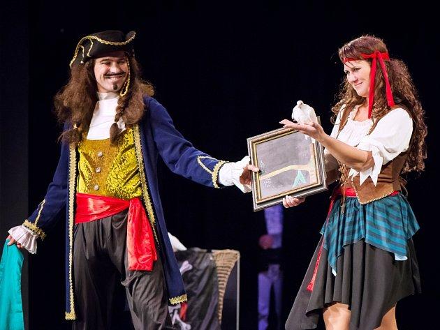 Při středeční přehlídce vystoupí i Duo Radek a Simona.