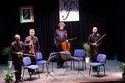Zahájení Foerstrových dnů koncertem Nostitzova kvarteta.