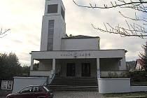 Novopacký Husův sbor.