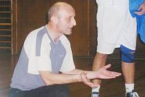 Úspěšný jičínský trenér Vladimir Horyna.