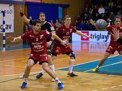HBC Ronal Jičín – Talent M.A.T Plzeň 15:19 (6:12).