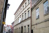 Budova bývalé židovské školy v Jičíně.