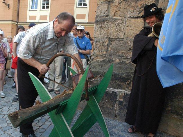 Valdická brána byla opět zpřístupněna veřejnosti.