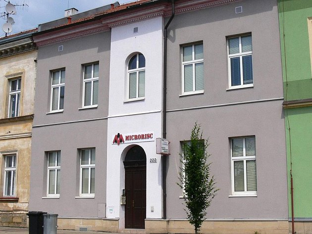 Microrisc Jičín.