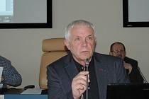 Vladimír Blažej, místopředseda OFS Jičín