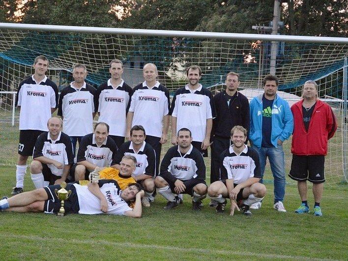 Šenkýři, druhý tým letošní fotbalové nereligy.