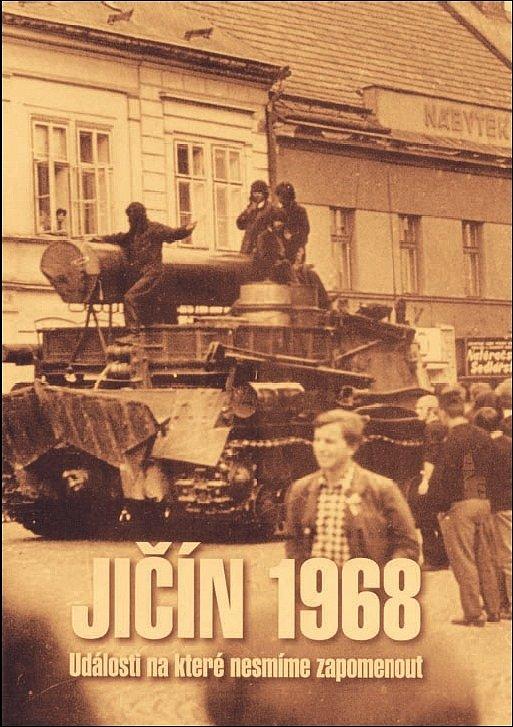 Speciální brožura Kozích novin o Jičíně roku 1968.